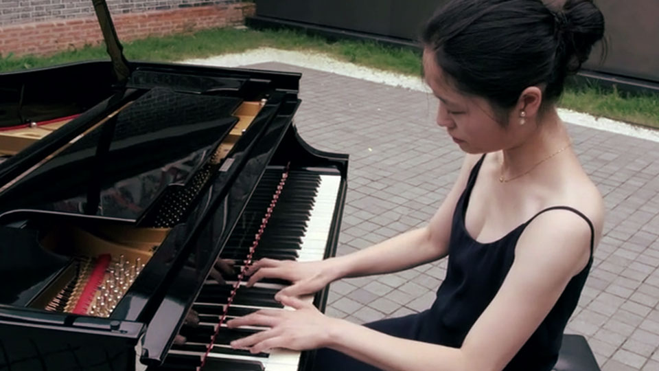 Zhu Hao Bing – Schubert in Shanghai