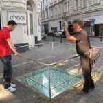 奥利维尔·雷杰在维也纳拍摄吉斯·艾斯纳