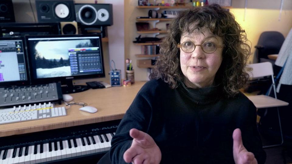 Judith Gruber-Stitzer – The Score
