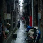 Alley in Hongkou, 'Little Vienna'